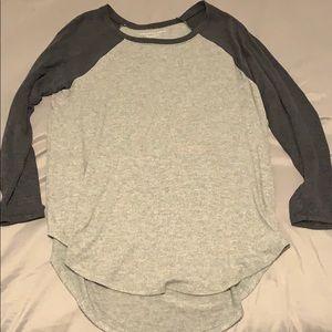 American Eagle Plush Shirt